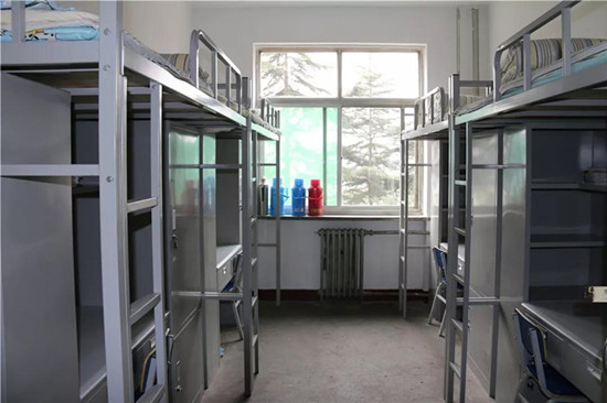 石家庄工程技术学校宿舍图片